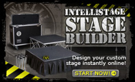 IntelliStage Custom Stage Builder Software
